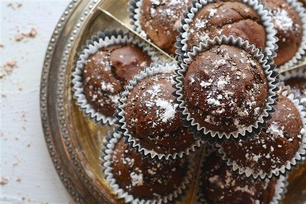 csokis muffin alaprecept