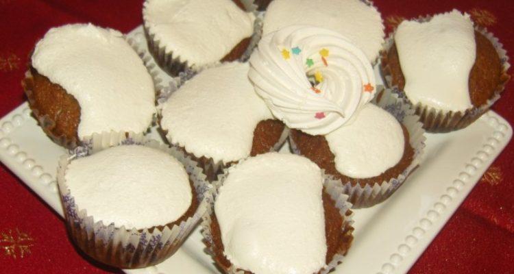 habcsókos muffin
