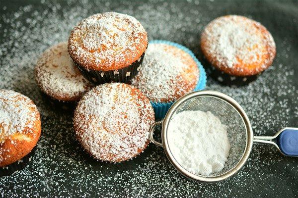 muffin alaprecept vajjal